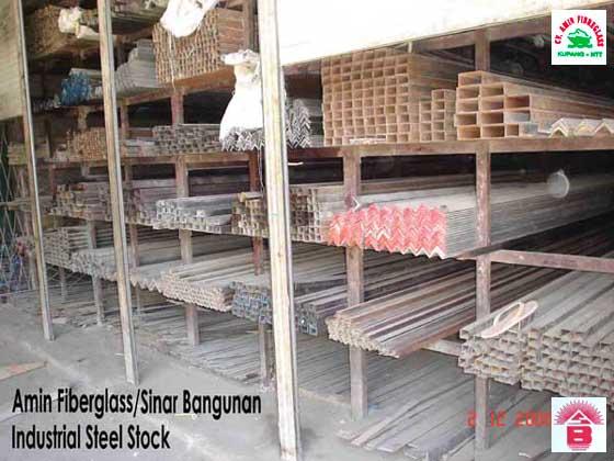 Sinar Bangunan - Raw Materials